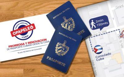 Cubanos Residentes en Cuba pueden entrar con Pasaporte Vencido y sin Prórroga